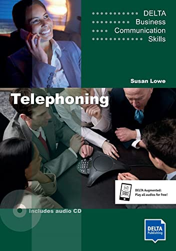 Delta Business Communication Skills: Telephoning B1-B2: Coursebook with Audio CD
