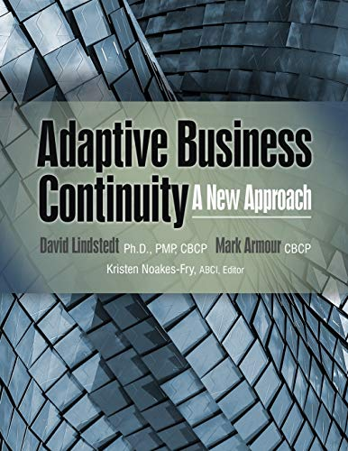 Adaptive Business Continuity: A New Approach von Rothstein Associates, Incorporated