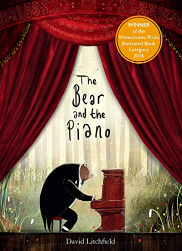 The Bear and the Piano von Quarto Publishing Group