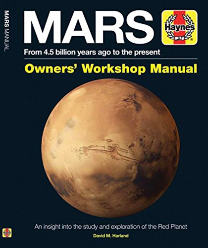 Mars Manual: An insight into Earth's closest relative in the so (Haynes Manuals) von Haynes Publishing Group
