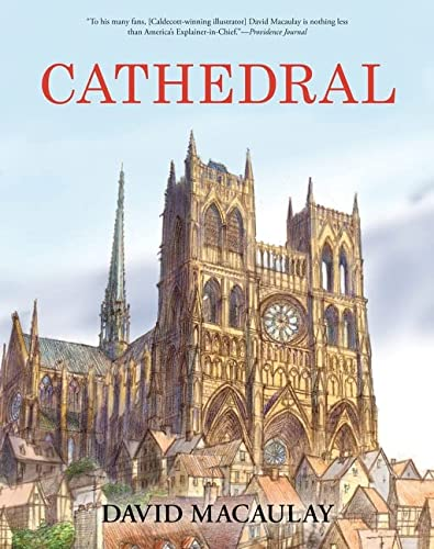 Cathedral: The Story of Its Construction, Revised and in Full Color von HMH Books for Young Readers