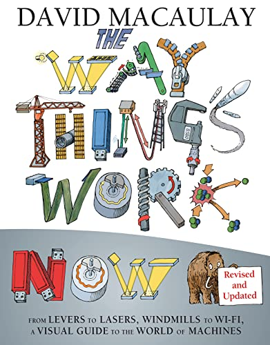 The Way Things Work Now von HMH Books for Young Readers