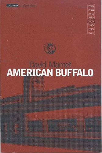 American Buffalo (Modern Plays)