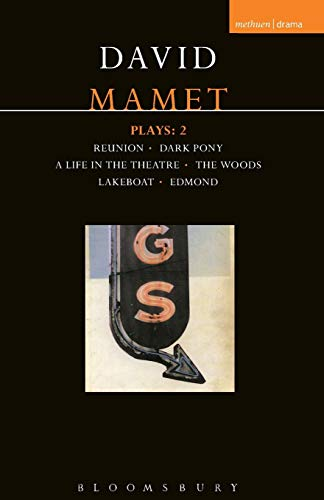 Mamet Plays: 2 (Contemporary Dramatists) von Methuen Drama