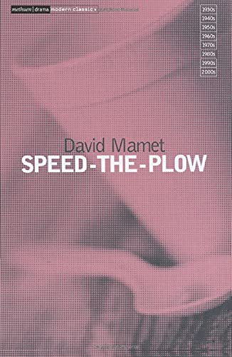 Speed The Plow (Modern Classics) von Methuen Drama