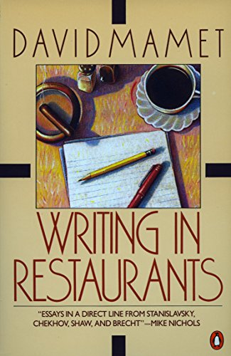 Writing in Restaurants von Penguin Books
