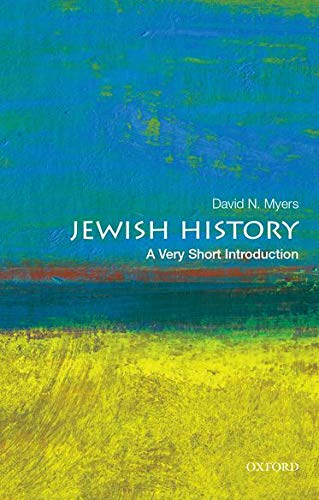 Jewish History: A Very Short Introduction: A Very Short Introduction (Very Short Introductions)
