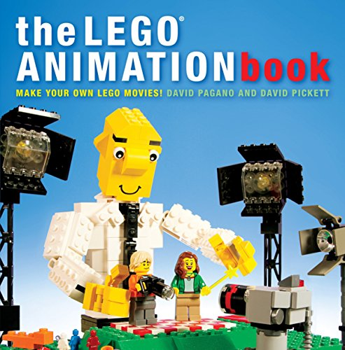 The LEGO Animation Book: Make Your Own LEGO Movies! von No Starch Press