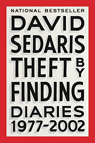 Theft by Finding: Diaries (1977-2002) von Back Bay Books