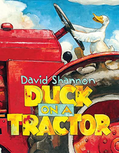 Duck on a Tractor von Scholastic Inc.