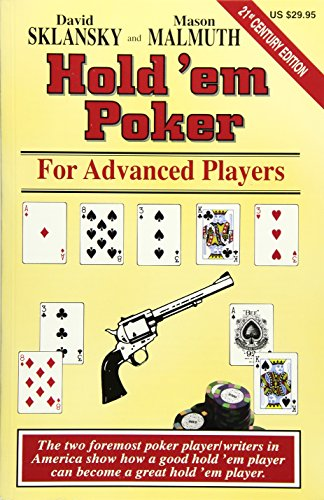 Hold'em Poker: For Advanced Players (Advance Player) von TWO PLUS TWO PUBL LLC