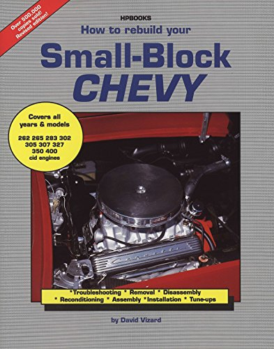 How to Rebuild Your Small-Block Chevy: Troubleshooting, Removal, Disassembly, Reconditioning, Assembly,  Installation & Tune-Ups von HP Books