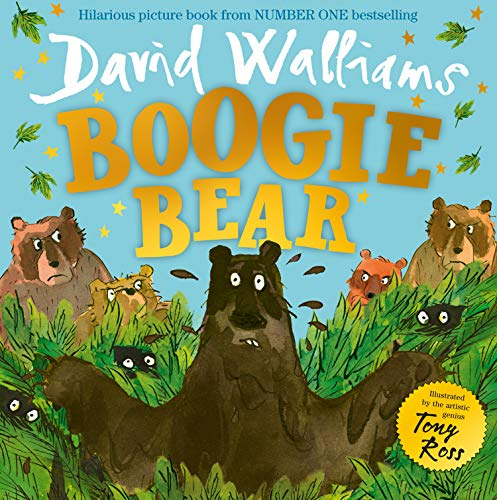 Boogie Bear von Harpercollins Uk; Harpercollins Children'S Books