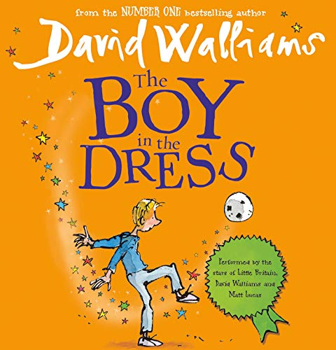 The Boy in the Dress von HarperCollins Publishers
