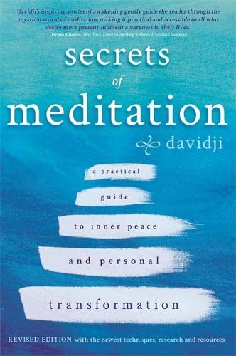 Secrets of Meditation: A Practical Guide To Inner Peace And Personal Transformation von Hay House UK Ltd