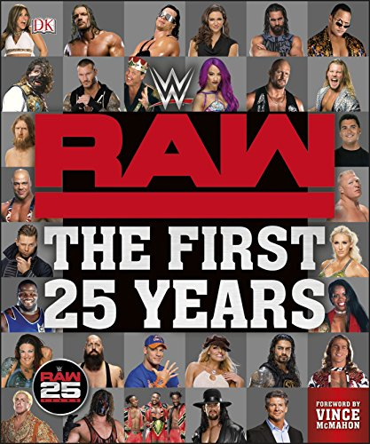 WWE RAW The First 25 Years von DK