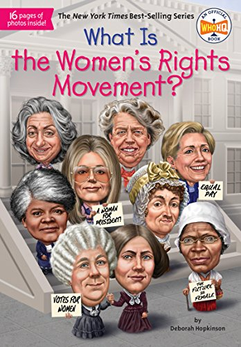 What Is the Women's Rights Movement? (What Was?) von Penguin Workshop