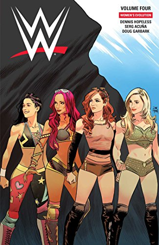 WWE, Vol. 4 von Boom Entertainment