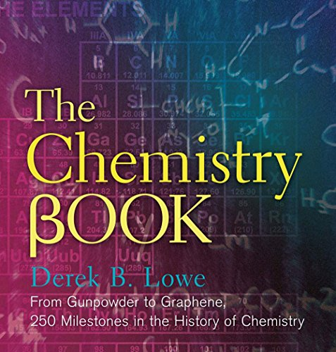 The Chemistry Book: From Gunpowder to Graphene, 250 Milestones in the History of Chemistry (Sterling Milestones)