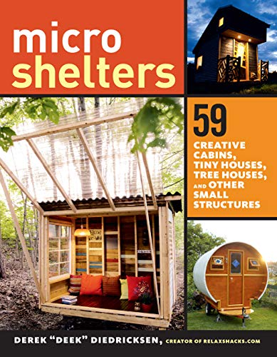Micro Shelters von Storey Publishing LLC