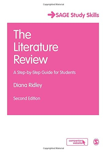 The Literature Review: A Step-By-Step Guide For Students (Sage Study Skills Series) von Sage Publications Ltd