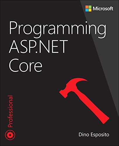 Esposito, D: Programming ASP.NET Core (Developer Reference) von Microsoft Press