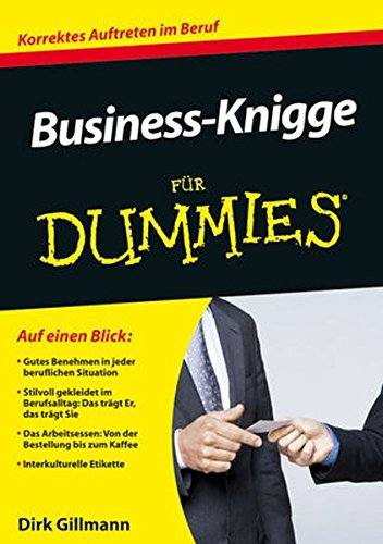 Business-Knigge für Dummies von Wiley-VCH