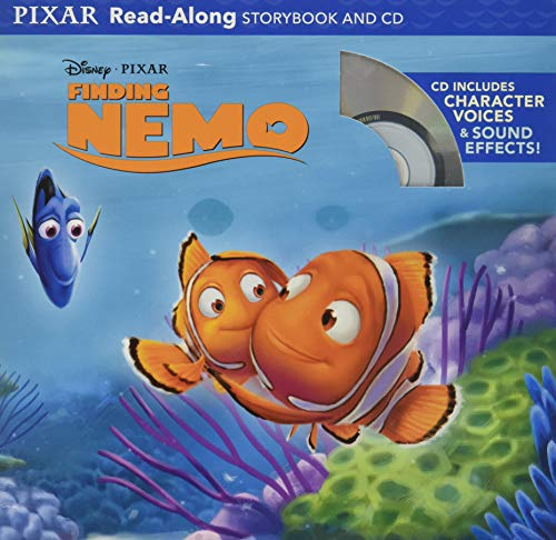 Finding Nemo Read-Along Storybook and CD von Hachette Book Group USA