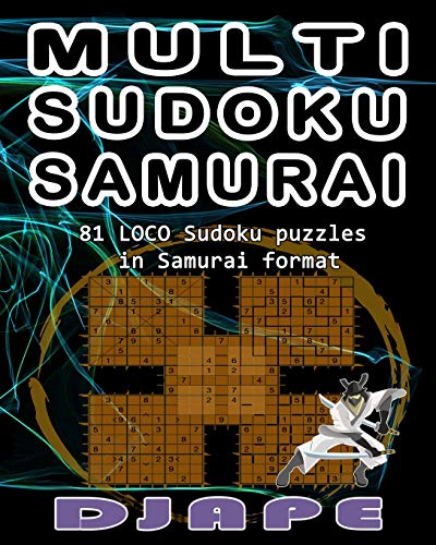 Multi Sudoku Samurai von CreateSpace Independent Publishing Platform