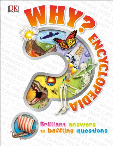 Why? Encyclopedia: Brilliant Answers to Baffling Questions von Dorling Kindersley Uk