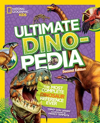 National Geographic Kids Ultimate Dinopedia, Second Edition von Penguin Random House