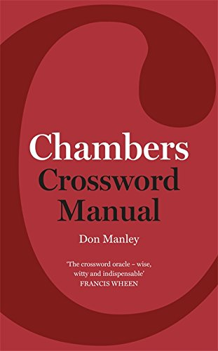 Chambers Crossword Manual, 5th Edition von Chambers