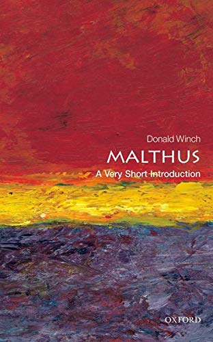 Malthus: A Very Short Introduction (Very Short Introductions) von Oxford University Press