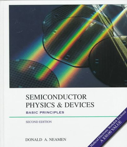 Semiconductor Physics and Devices: Basic Principles von Irwin Professional Publishing