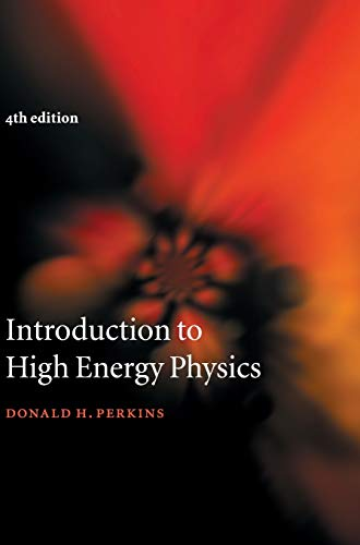 Introduction to High Energy Physics von Cambridge University Press