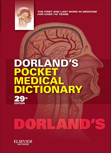 Dorland's Pocket Medical Dictionary (Dorland's Medical Dictionary) von Saunders