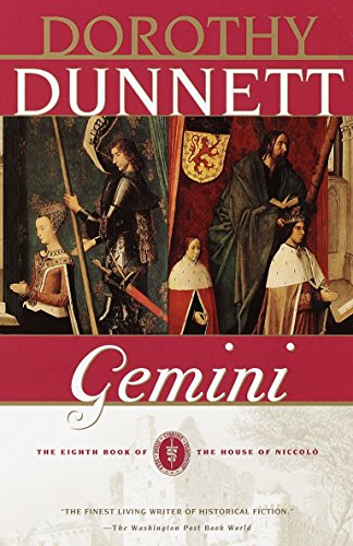 Gemini: The Eighth Book of The House of Niccolo (The House of Niccolo, Book 8)