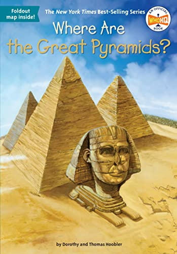 Where Are the Great Pyramids? (Where Is?)