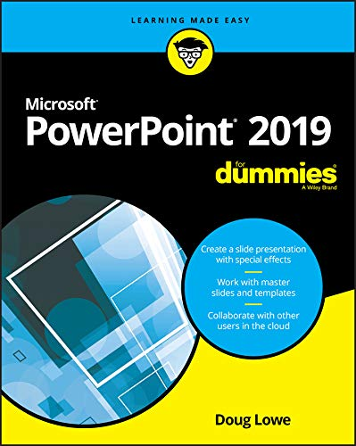 PowerPoint 2019 For Dummies (Powerpoint for Dummies)