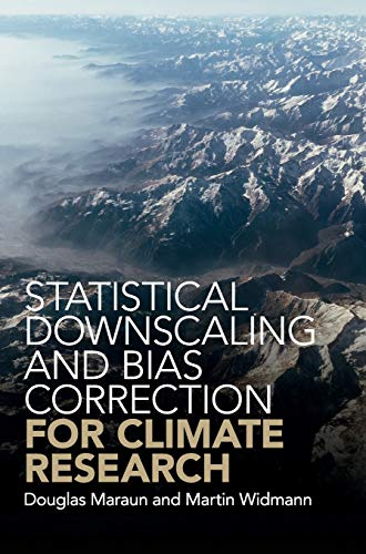 Statistical Downscaling and Bias Correction for Climate Research von Cambridge University Press