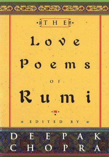 The Love Poems Of Rumi von Rider
