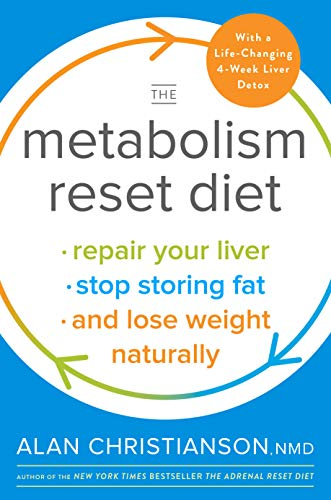 The Metabolism Reset Diet: Repair Your Liver, Stop Storing Fat, and Lose Weight Naturally von Harmony