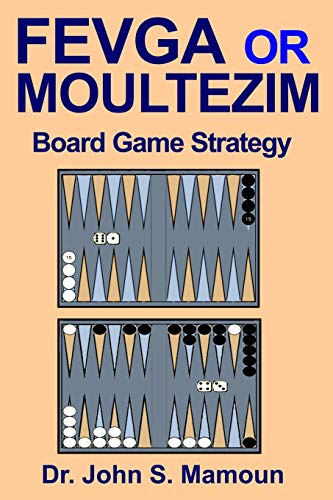 Fevga or Moultezim Board Game Strategy von Independently published