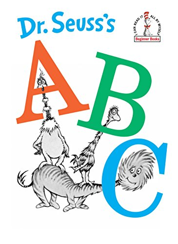 Dr. Seuss's ABC (Beginner Books(R)) von Random House Books for Young Readers
