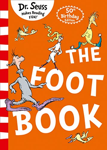 Seuss: Foot Book von HarperCollins Publishers