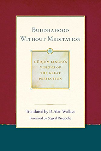 Buddhahood without Meditation (Dudjom Lingpa's Visions of the Great Per, Band 2)
