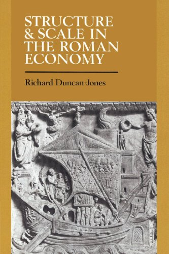 Structure and Scale in the Roman Economy von Cambridge University Press