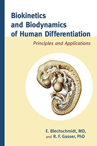 Biokinetics and Biodynamics of Human Differentiation: Principles and Applications von North Atlantic Books