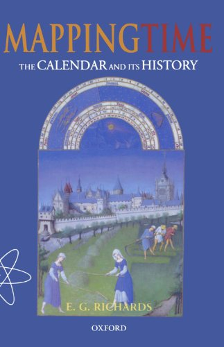 Mapping Time: The Calendar and Its History von Oxford University Press, U.S.A.