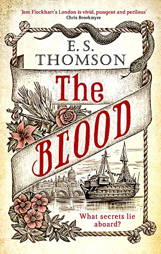 The Blood: A gripping and darkly atmospheric thriller (Jem Flockhart, Band 3) von Constable